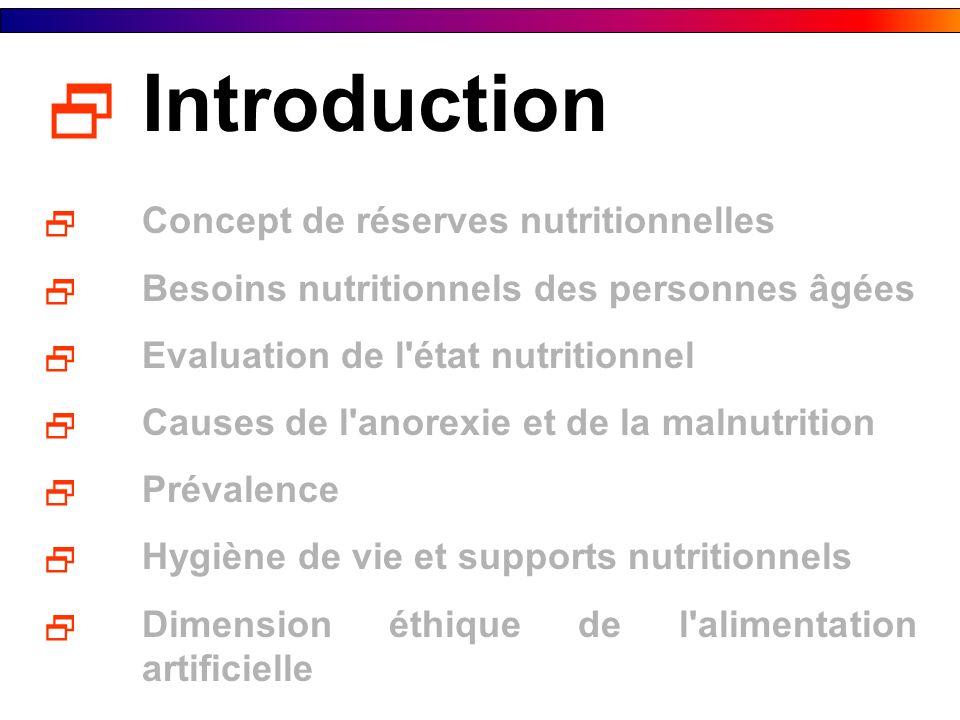 EVALUATION DE L ETAT NUTRITIONNEL 2. Signes cliniques spécifiques