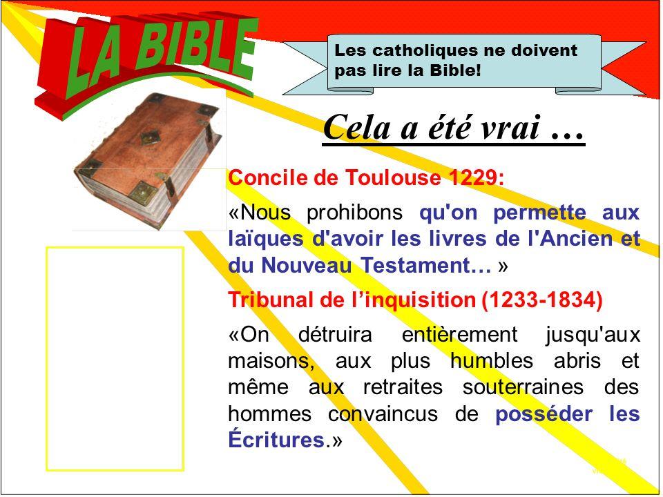 Traductions KT 2.3 Cest un livre protestant.