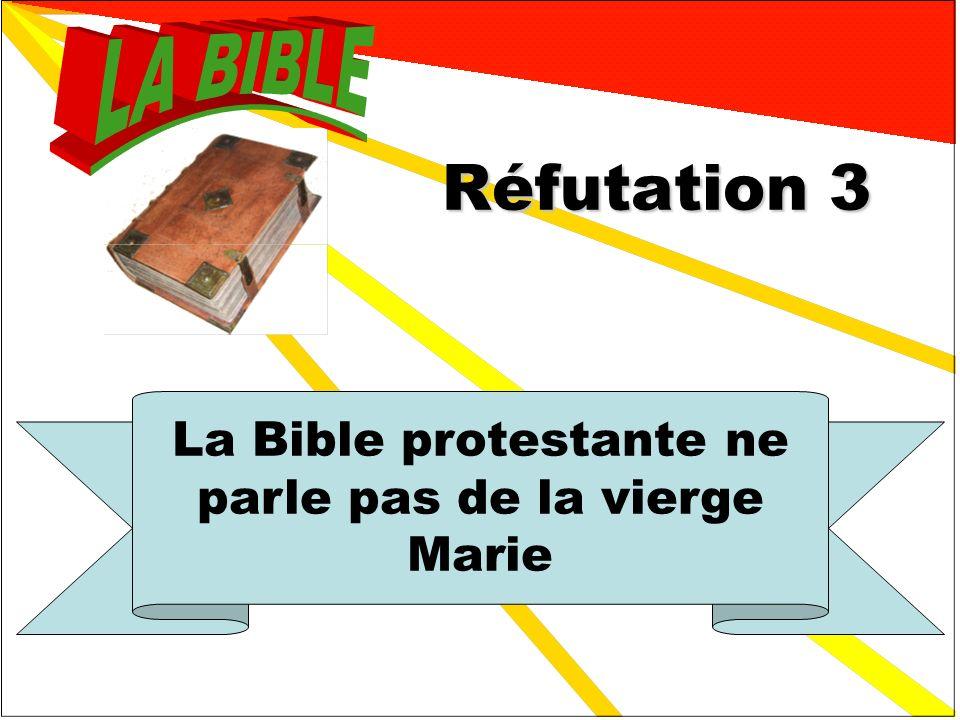 JEAN-PAUL II 2.5 Les catholiques ne doivent pas lire la Bible! Il faut … proclamer la Parole de Dieu dans un monde assoiffé de vérité. La responsabili