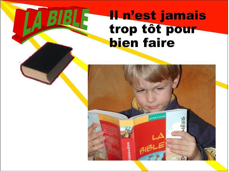 3 Transmission du message Ces paroles… tu les inculqueras à tes fils et tu en parleras quand tu seras assis dans ta maison Deutéronome 6. 6