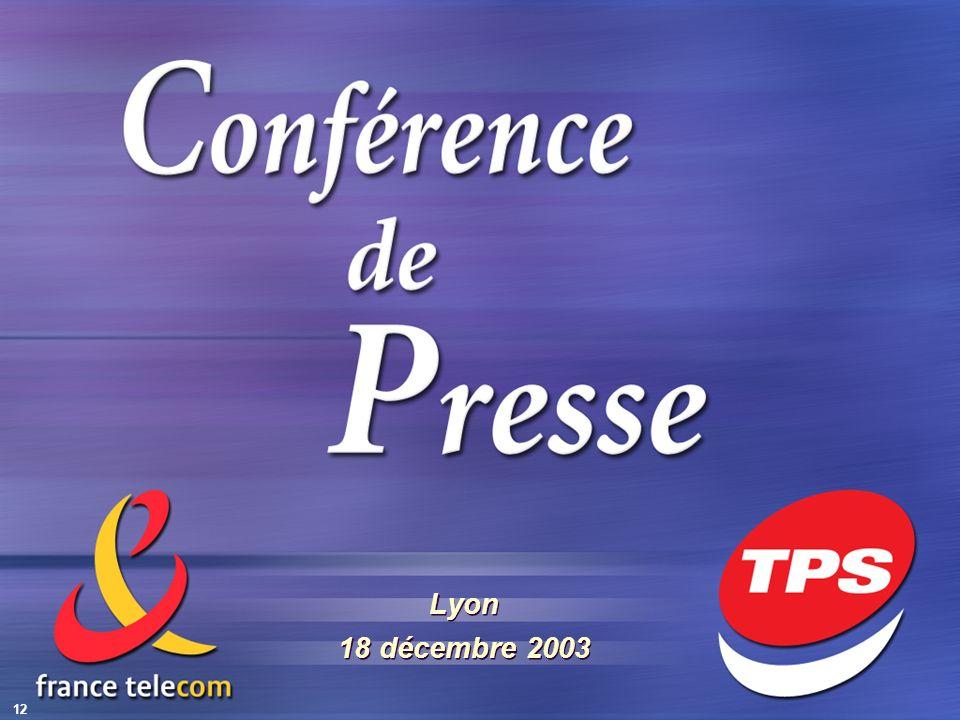 12 Lyon 18 décembre 2003