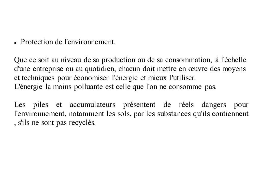 Protection de l'environnement. Que ce soit au niveau de sa production ou de sa consommation, à l'échelle d'une entreprise ou au quotidien, chacun doit