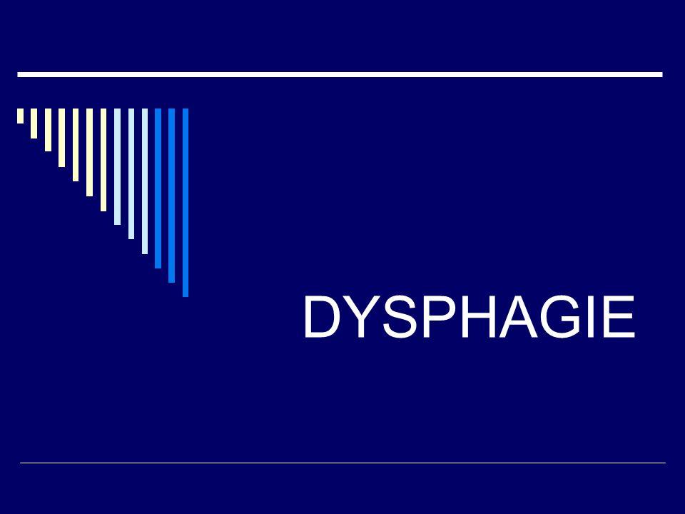 Examens complémentaires Endoscopie oeso-gastro-duodénale+++ TOGD si CI Manométrie oesophagienne