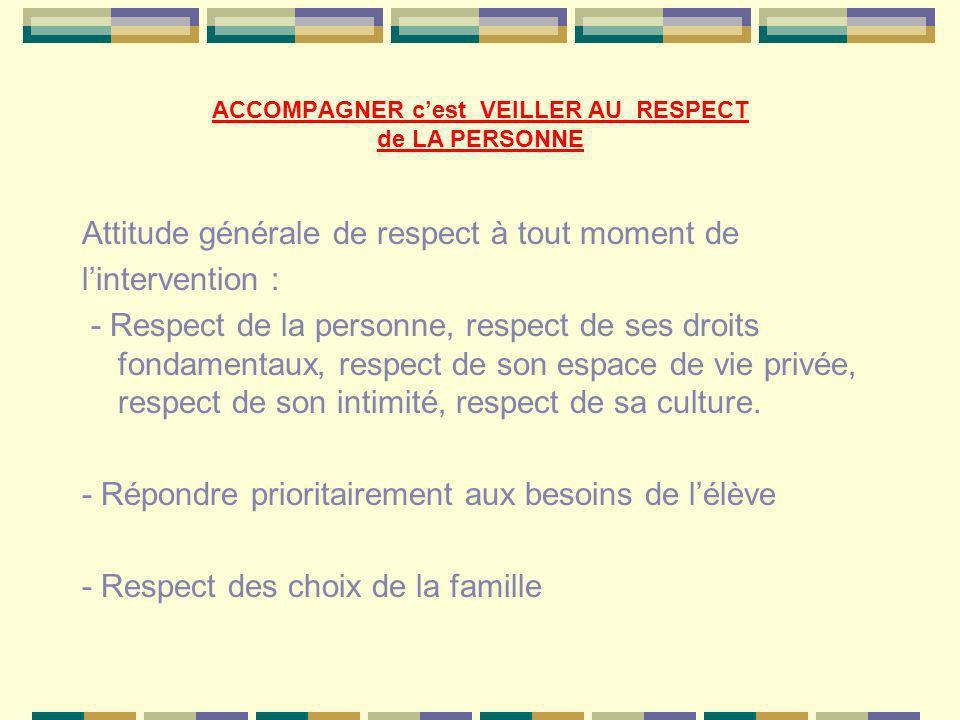ACCOMPAGNER en tant que PERSONNE RESSOURCE - Connaitre au minima les spécificités des handicaps (ouvrages, site A-S-H de lInspection Académique, 60h de formations).