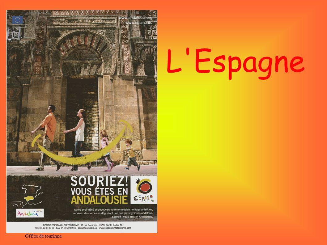 L'Espagne Office de tourisme