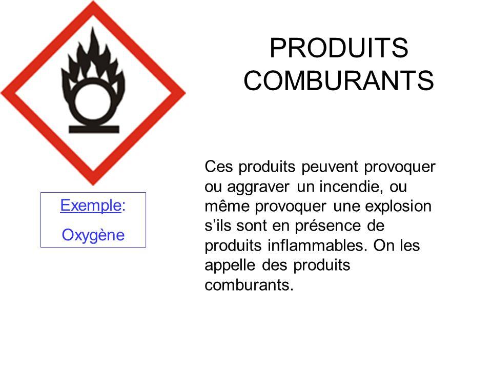 GAZ SOUS PRESSION Certains peuvent exploser sous leffet de la chaleur : il sagit des gaz comprimés, des gaz liquéfiés et des gaz dissous.