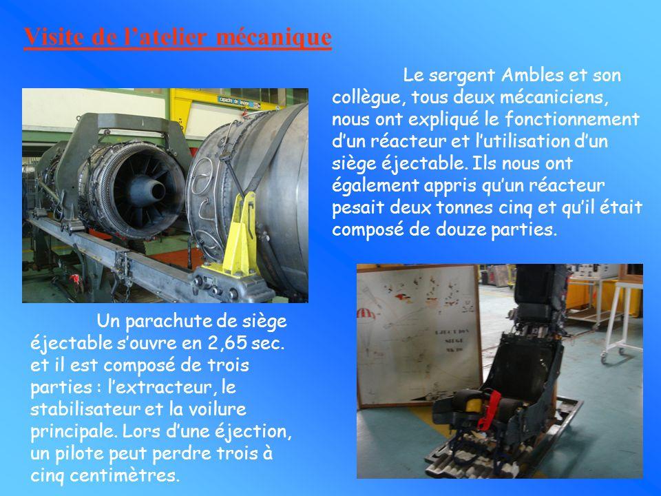 Un mirage 2000C : 9,13 mètres denvergure, poussée de 64 kN et 95 kN avec postcombustion.