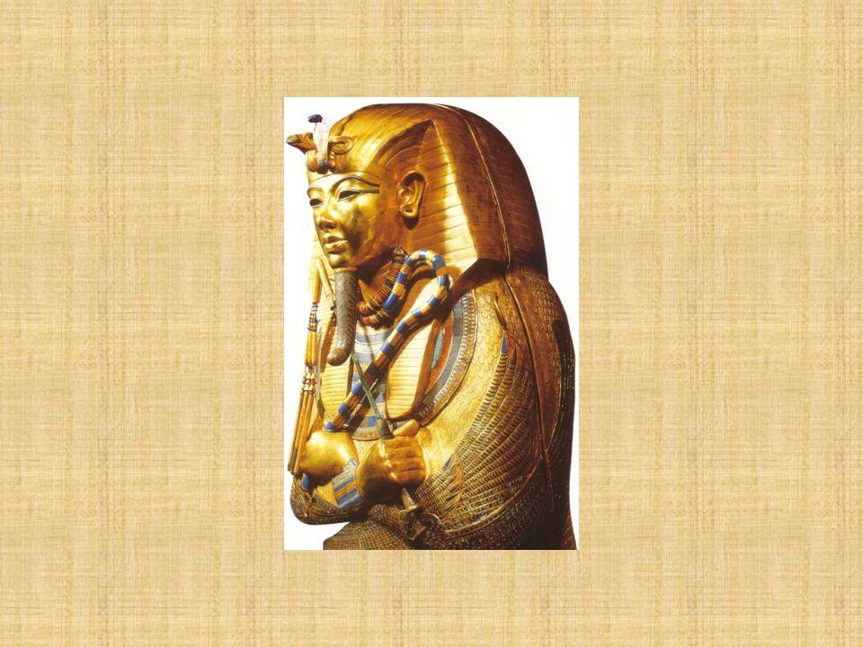 Les insignes du pouvoir SymboleFonction : type de pouvoir Le bâton du berger pour guider son peuple La déesse protectrice des terres du Sud Le cobra dressé pour faire fuir les ennemis de l Égypte
