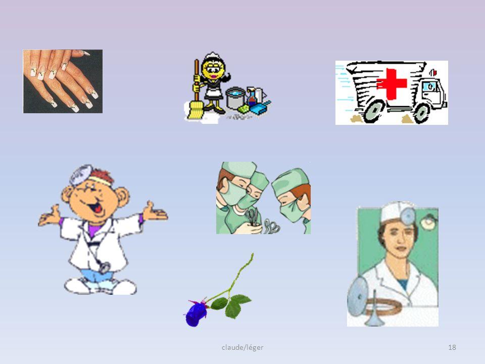 claude/léger17 nous parlerons aussi dinfections iatrogènes: toujours pathologie dorigine médicale matériel …divers, catheter, sonde prothèse……ou matér