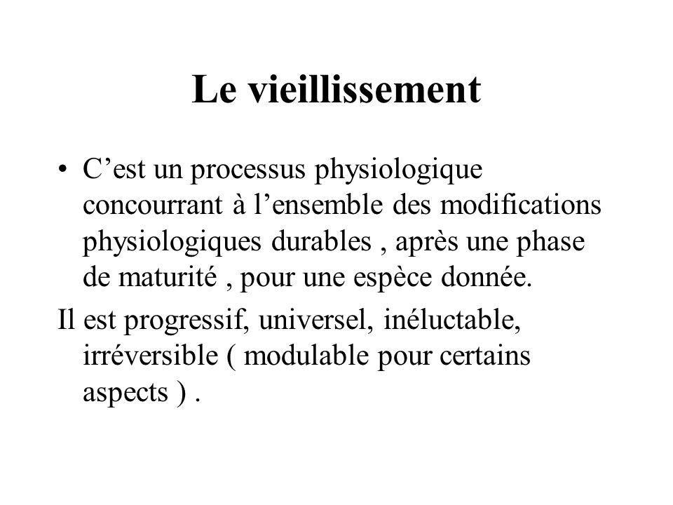 Gains et pertes Des adaptations successives Des abandons successifs .