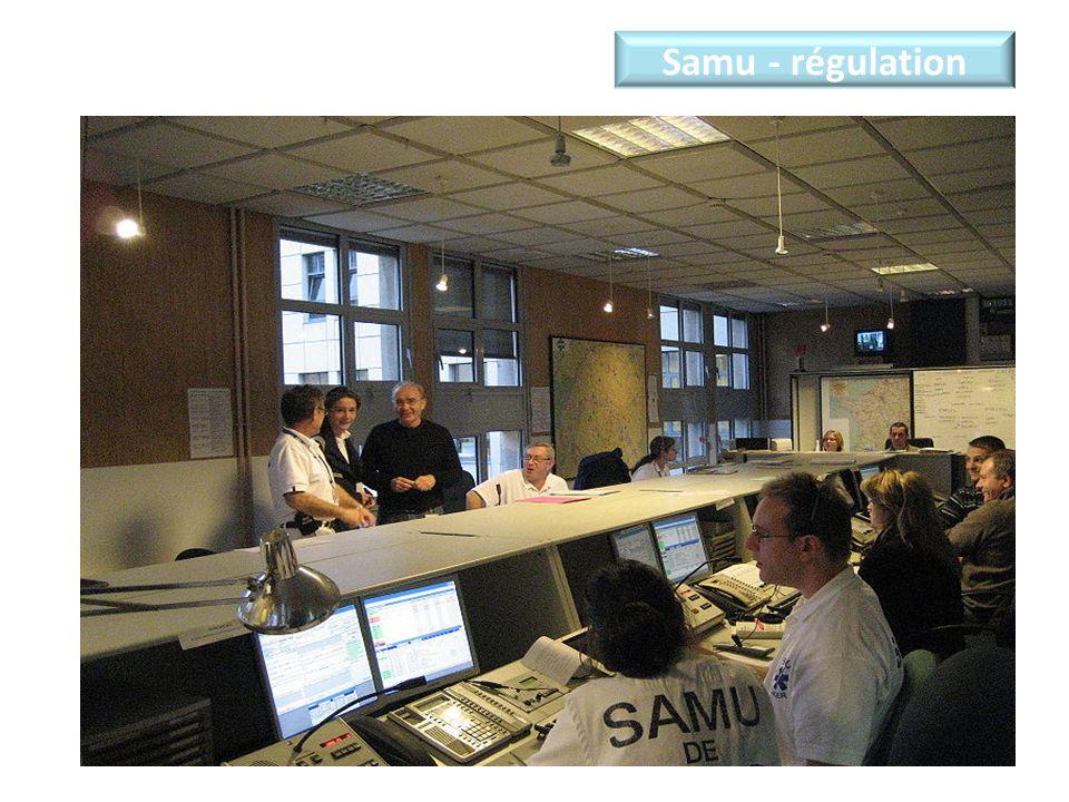 SAMU PARM Médecin régulateur conseils medecin Medecin SOS Ambulance Pompiers SMUR REGULATION PLANS Police 15