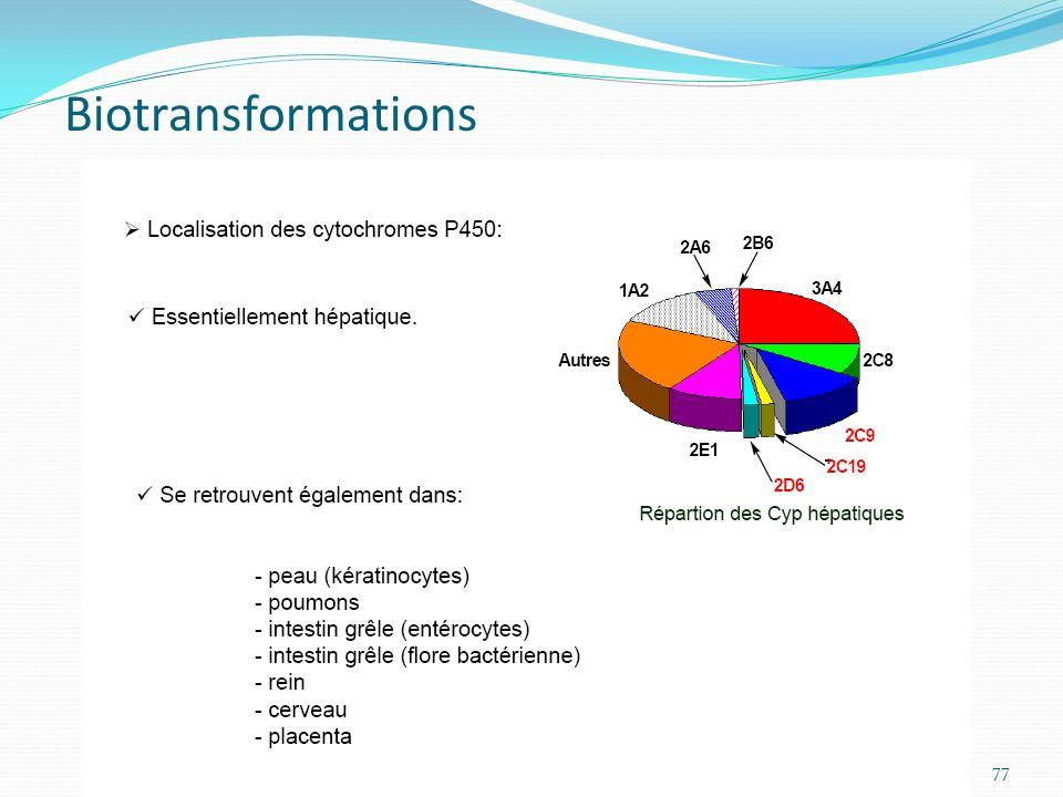 Biotransformations 77