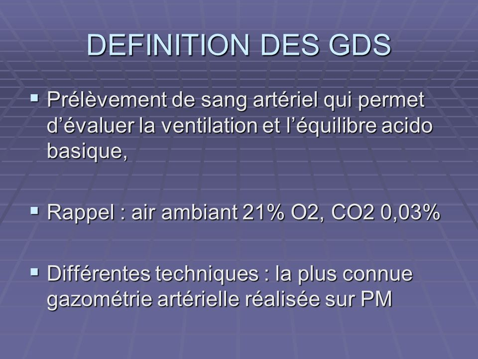 CONTRE INDICATIONS Relatives / pose Pathologie vasculaire Pathologie vasculaire