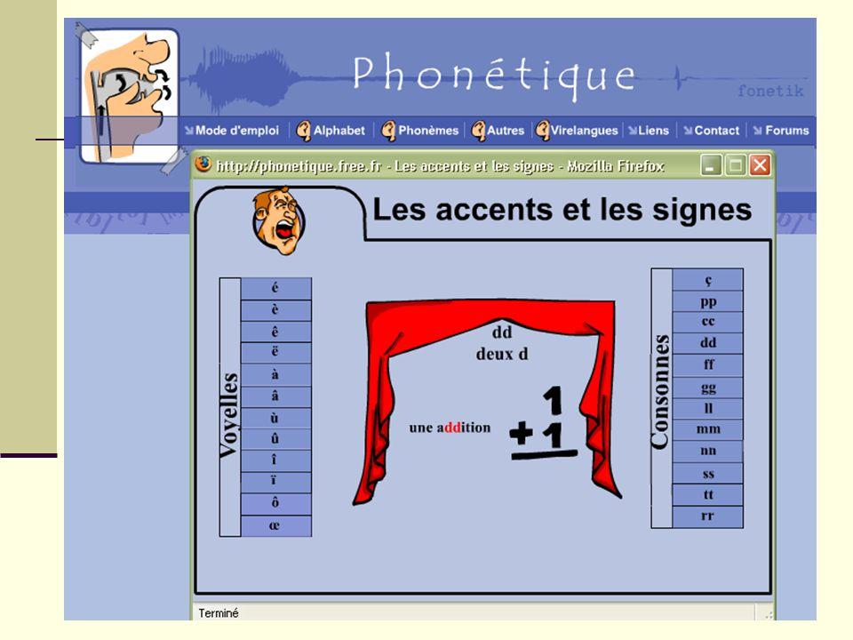 Les sites internet Bonjour de France Contient des exercices, des tests et des jeux pour apprendre le français Plus pour perfectionner que pour apprendre