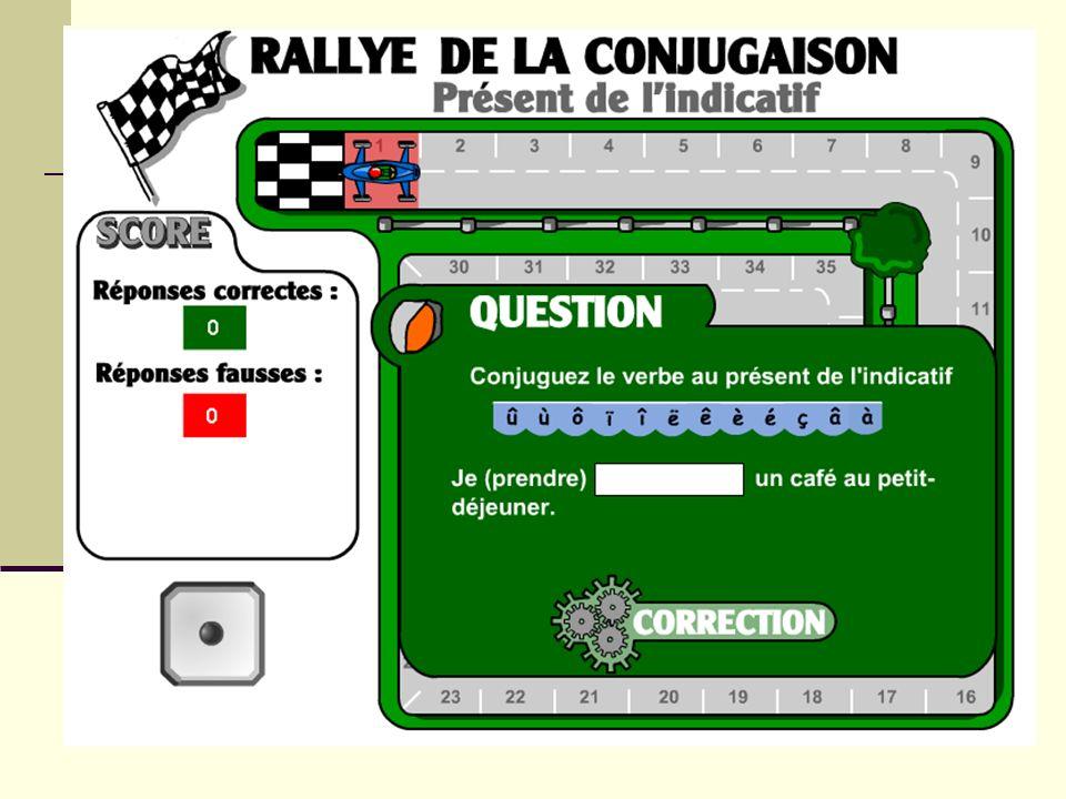 Les sites internet Webinitial Site dexercices gratuits pour aider à lapprentissage du français Compréhension orale Compréhension écrite Grammaire …