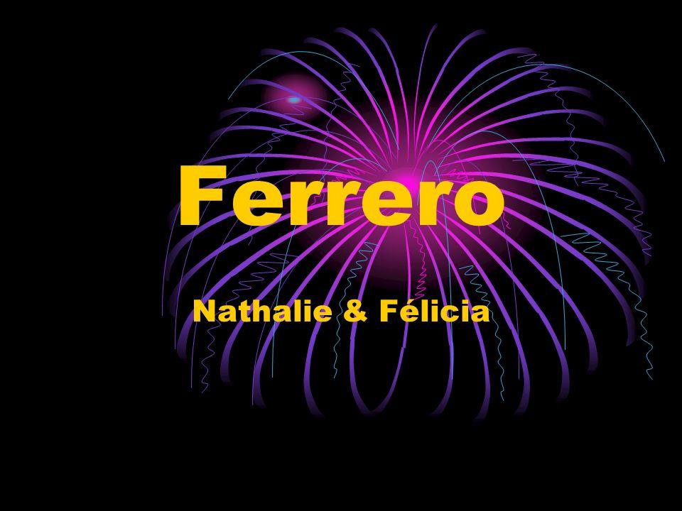 Histoire du produit Le Groupe Ferrero est une entreprise italienne, créée en 1946 à Alba en Italie, elle est inventée en associant le terme anglais « nut » (noisette) et en l italianisant avec le terme « ella » une terminaison féminine italienne.