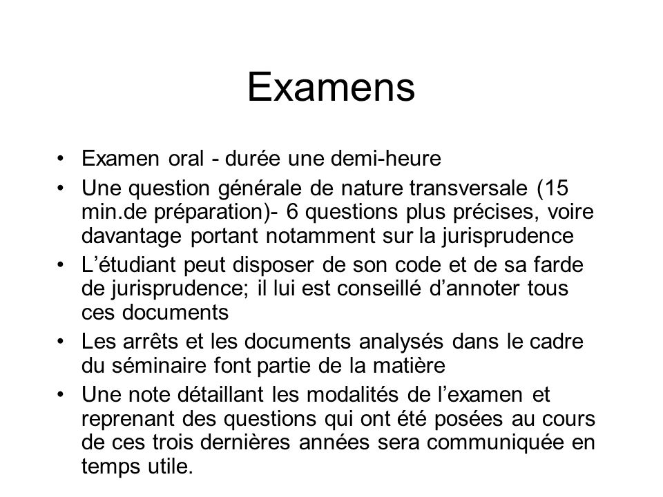 Structure du cours Introduction Première partie : institutions et instruments Seconde partie : ordre juridique CE Troisième partie : droits de lhomme