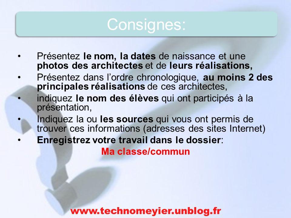 Logiciel Open Office Impress www.technomeyier.unblog.fr
