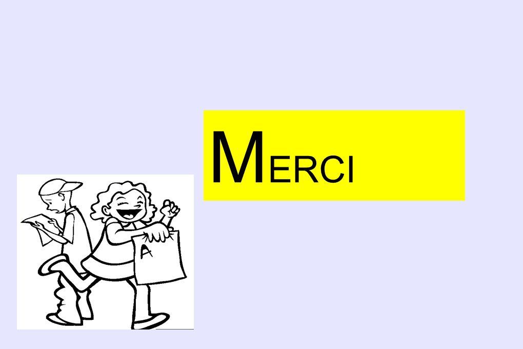M ERCI