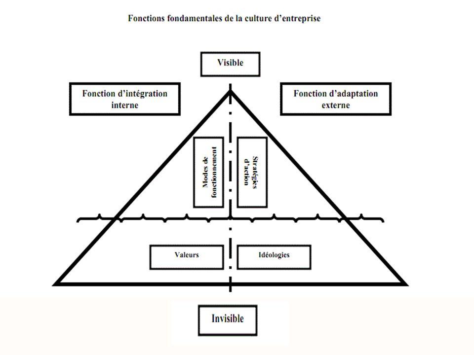Le modèle des types de profils de Deal et Kennedy Le modèle des types de profils de Deal et Kennedy se révèle nettement réducteur dans la mesure où il : Noffre pas de pistes de réflexion concernant la variable « personnalité du leader » Est impropre à présenter des formes archétypales nuancées (Quelle forme de culture émanant de la conjonction dun niveau moyen de risque et dun feedback modérément rapide?)