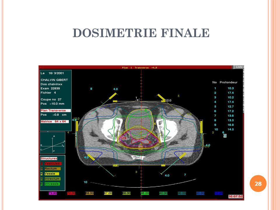 DOSIMETRIE FINALE 28