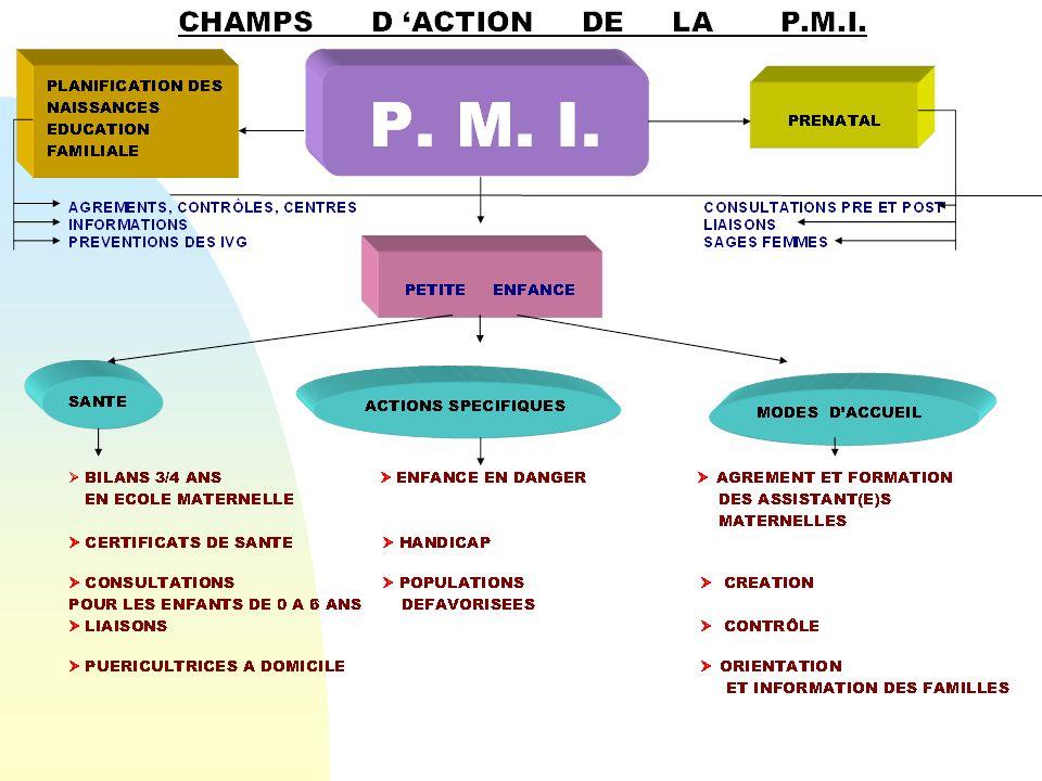 PMI DFPE Principes d organisation Toutes les puéricultrices de PMI de secteur Toutes les maternités Tous les nouveau-nés