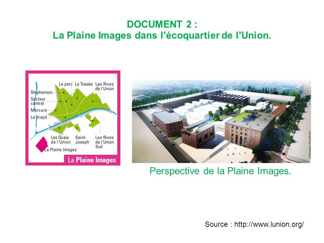 DOCUMENT 2 : L implantation du Louvre à Lens. Source : lecodunord.fr