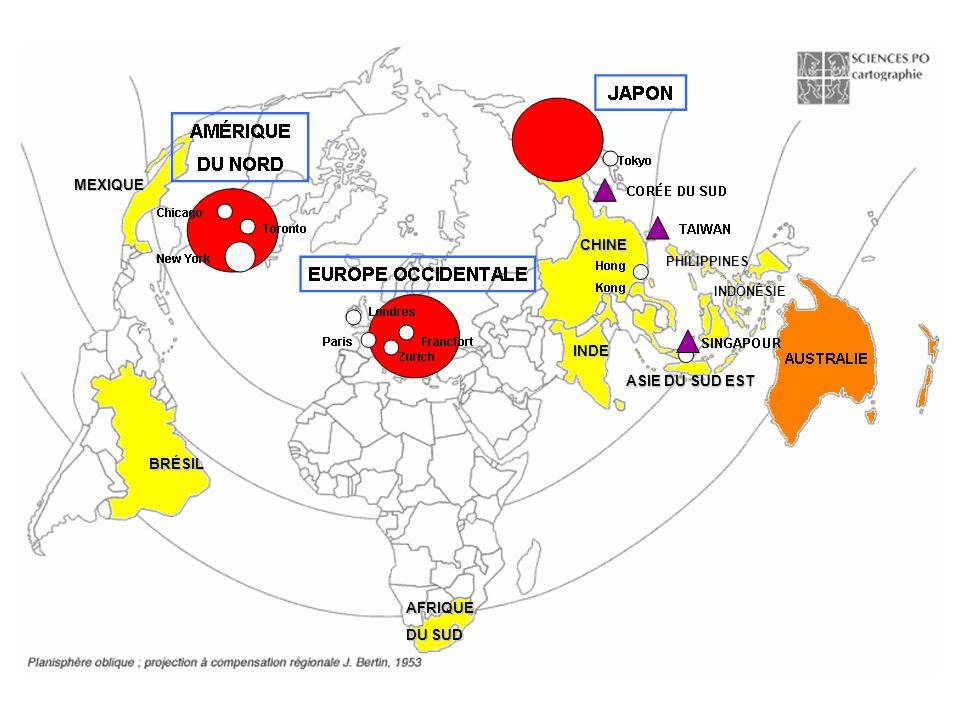 AFRIQUE DU SUD BRÉSIL MEXIQUE CHINE INDE ASIE DU SUD EST PHILIPPINES INDONÉSIE