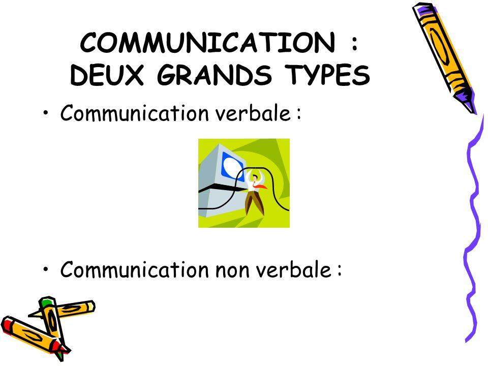 Comment je communique : Une idée sur ma communication ?: Mon idée sur la façon dont communique « lautre » .