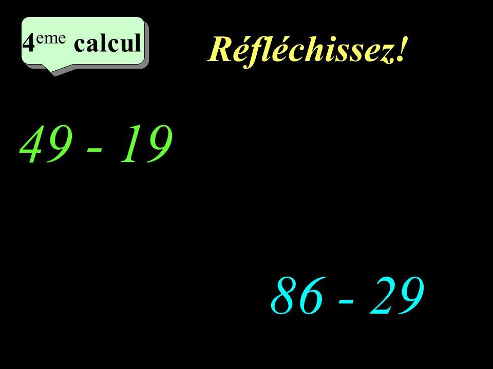 Ecrivez! 137 - 9 27 - 9 2 eme calcul 3 eme calcul 3 eme calcul 3 eme calcul