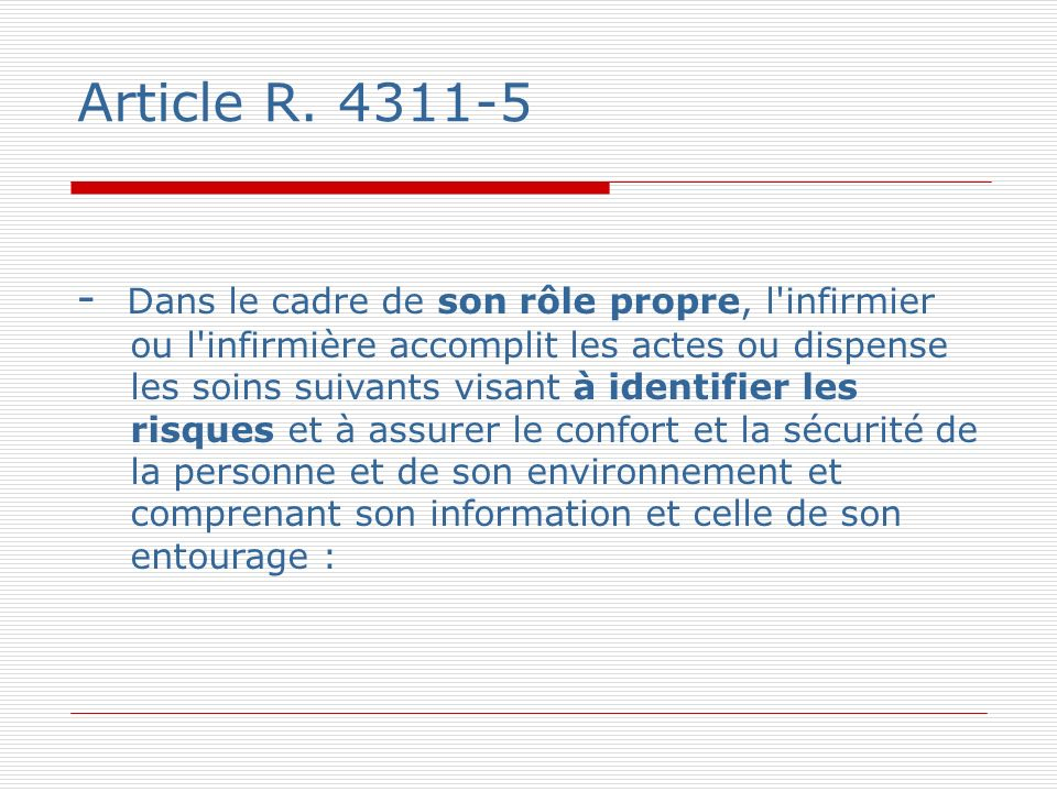 Article R.