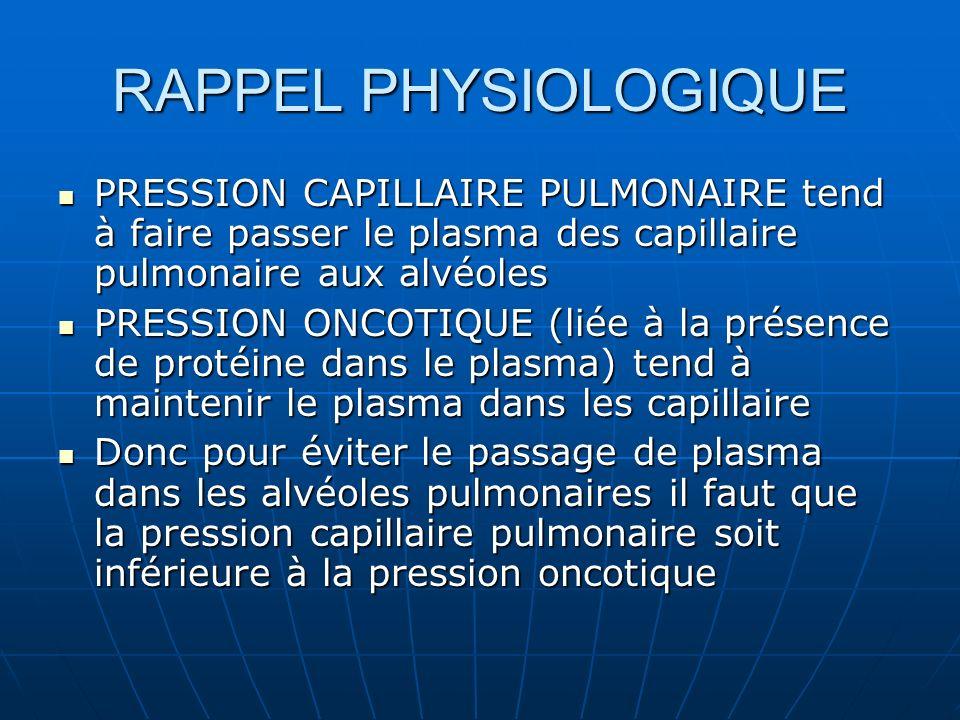 SIGNES CLINIQUES DANS LINSUFFISANCE CARDIAQUE DROITE TACHYCARDIE TACHYCARDIE HEPATOMEGALIE HEPATOMEGALIE TURGESCENCE DES JUGULAIRES TURGESCENCE DES JUGULAIRES REFLUX HEPATO-JUGULAIRE REFLUX HEPATO-JUGULAIRE OEDEME DES MEMBRES INFERIEURS OEDEME DES MEMBRES INFERIEURS PHYSIOPATHOLOGIE : PHYSIOPATHOLOGIE : Augmentation de la pression dans les cavités droites Augmentation de la pression dans les cavités droites Diminution du retour veineux vers loreillette droite Diminution du retour veineux vers loreillette droite Donc stagnation du sang dans le réseau veineux Donc stagnation du sang dans le réseau veineux Entraînant une dilatation des jugulaires, une douleur hépatique Entraînant une dilatation des jugulaires, une douleur hépatique OMI dus à laugmentation de la pression capillaire des membres inférieurs.