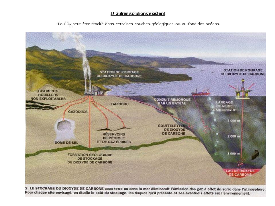 III – B. Les solutions à adopter pour lavenir Répartition du protocole de Kyoto en Europe : Pays-Bas-6% France0% Allemagne -21% Royaume-Uni -12,5% Ita
