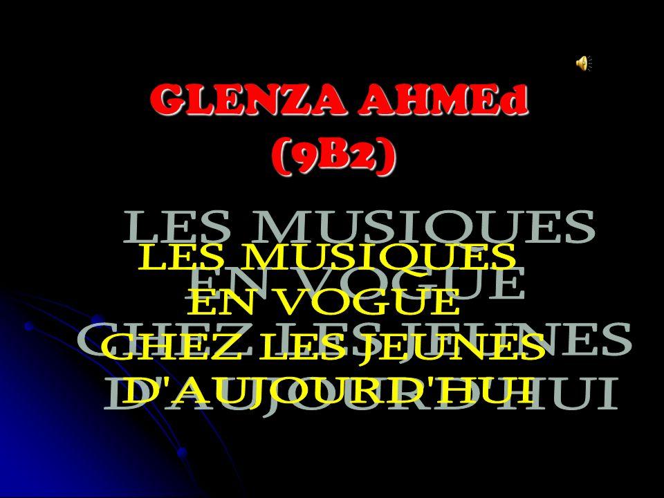 GLENZA AHMEd (9B2)