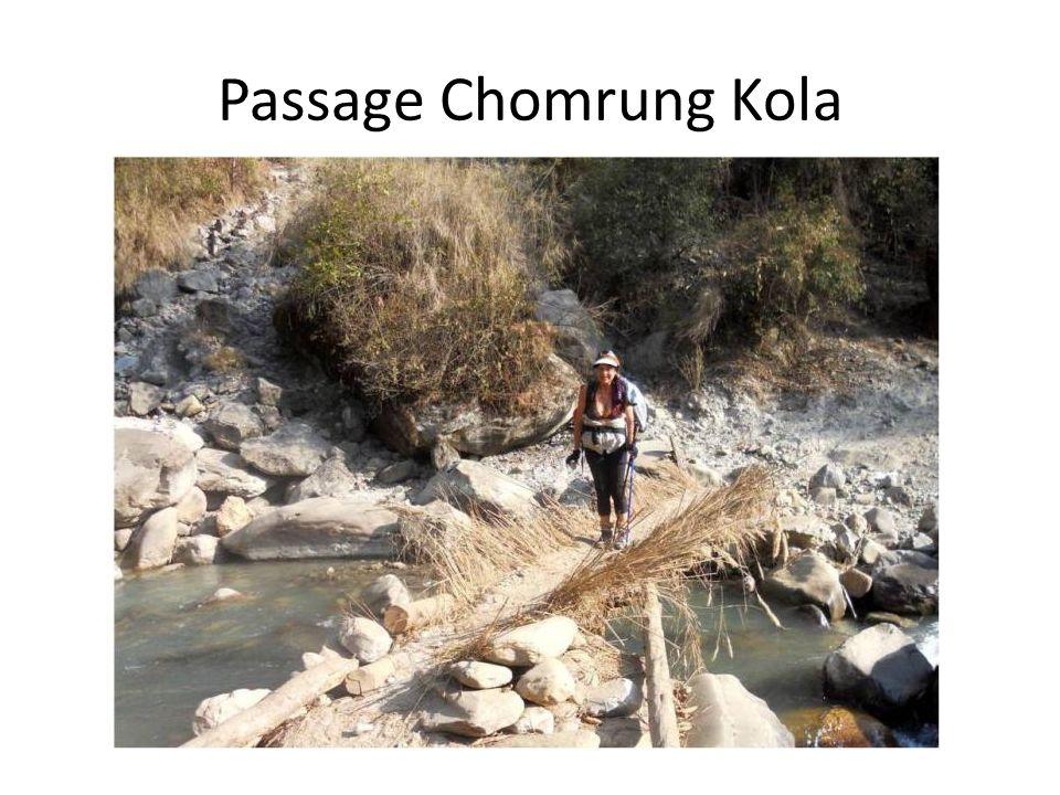 Passage Chomrung Kola