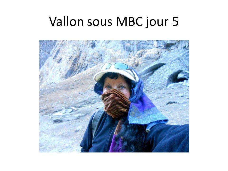 Vallon sous MBC jour 5