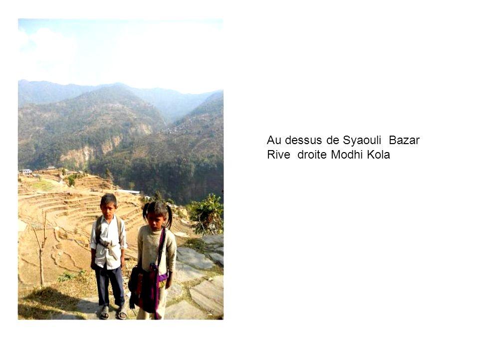 Jour 5 soirée refuge camp base Annapurna