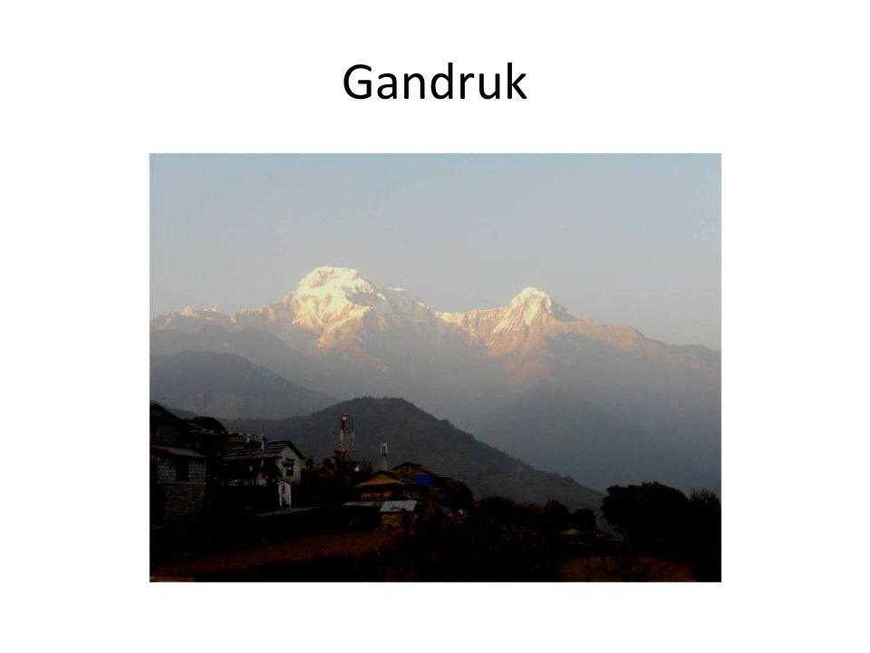 Gandruk