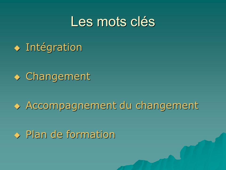 Plan de formation Les modules de formation Les modules de formation - Module pour réfractaires - Module pour craintifs - Module pour insécures - Module pour sceptiques - Module pour pionniers et mordus