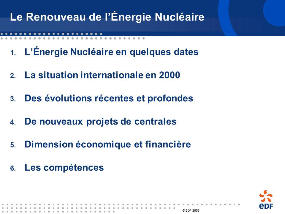 Le Renouveau de lÉnergie Nucléaire Laurent STRICKER Le 14 Mai 2008