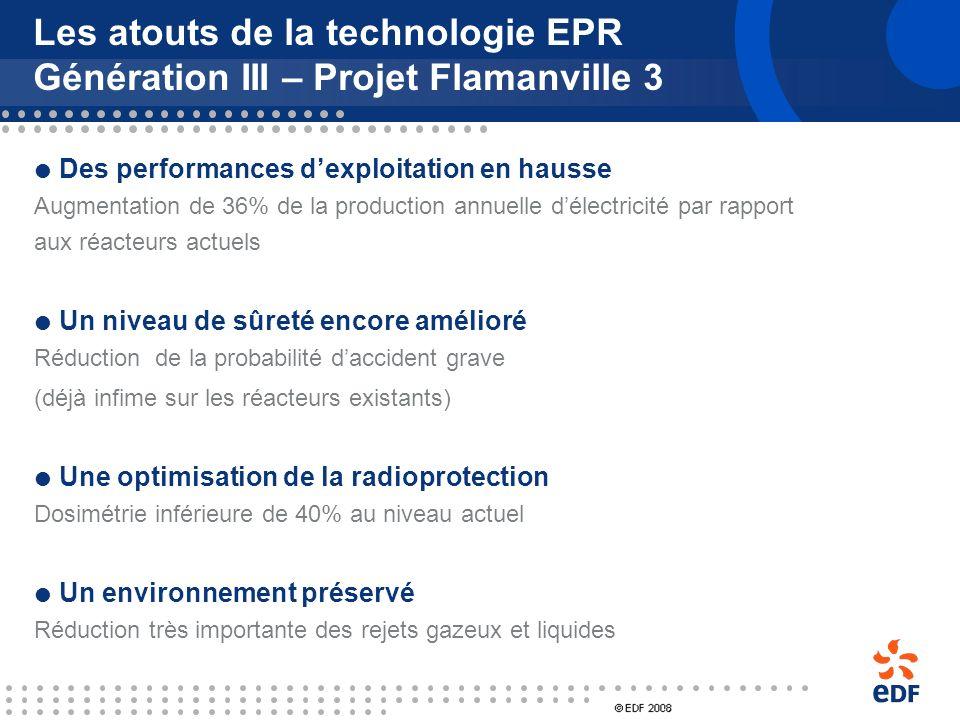 Pour EDF: une stratégie sur 3 fronts concernant le nucléaire Pérenniser lexploitation du parc nucléaire actuel : amélioration permanente de la sûreté