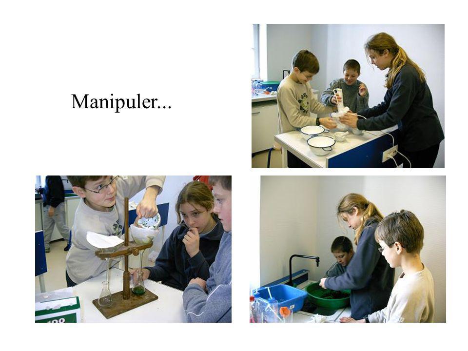 Manipuler...