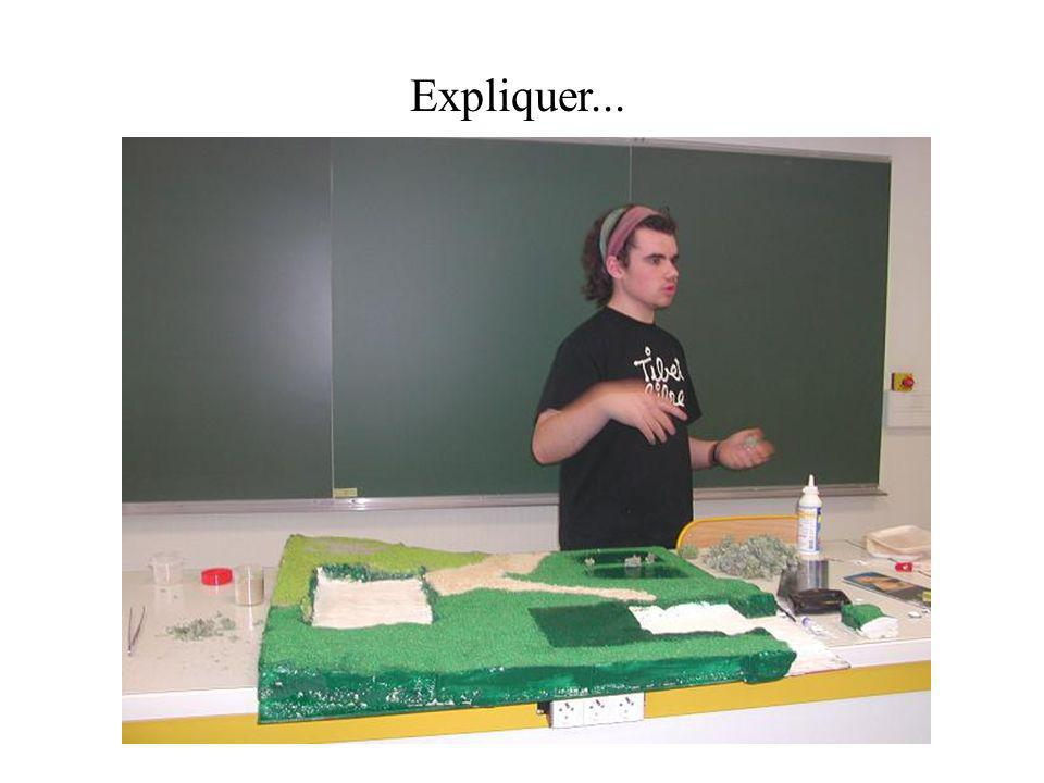 Expliquer...
