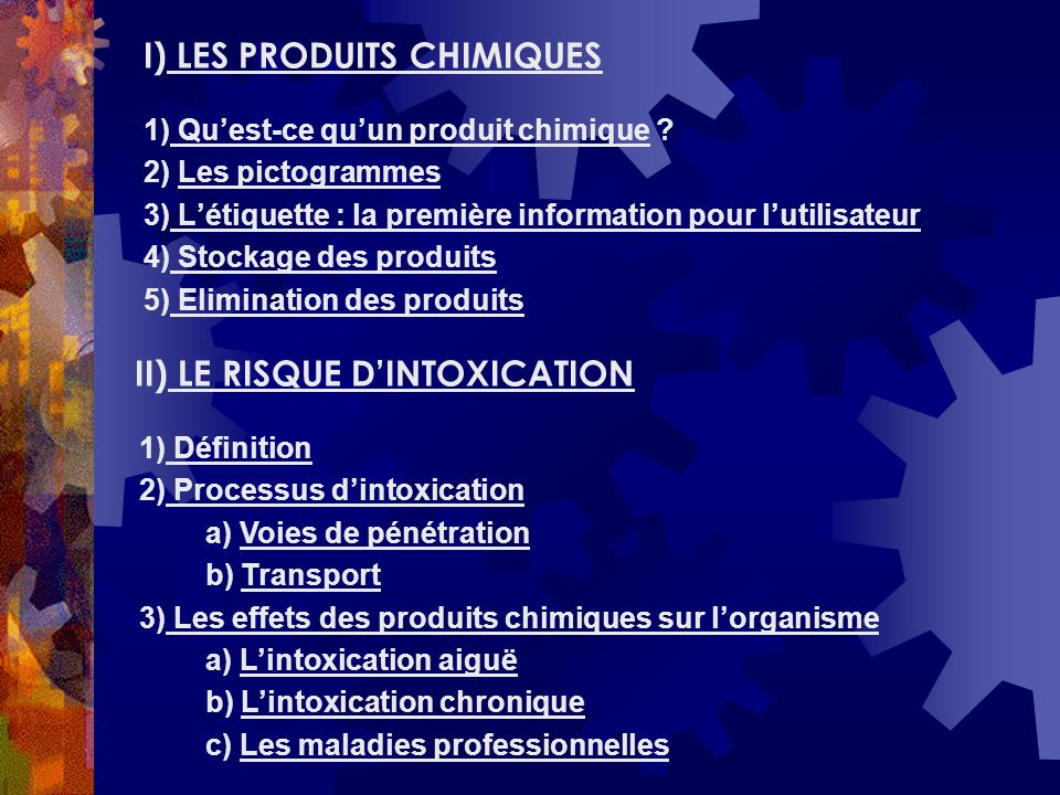 III) LES MESURES DE PROTECTION 1) Les protections individuelles 2) Les protections collectives