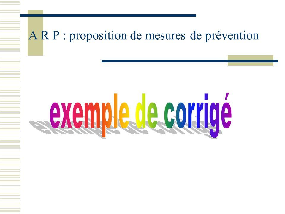 Analyse des risques professionnels et proposition de mesures de prévention Lieu : Entreprise SODIBOIS Poste : Presse relax Poste d assemblage Conséque