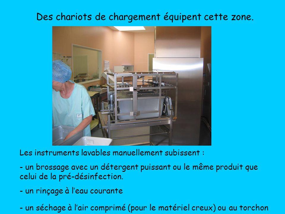 LE LAVAGE Il est fait manuellement ou dans une machine à laver. Le produit utilisé est un détergent désinfectant généralement alcalin. éliminer les sa