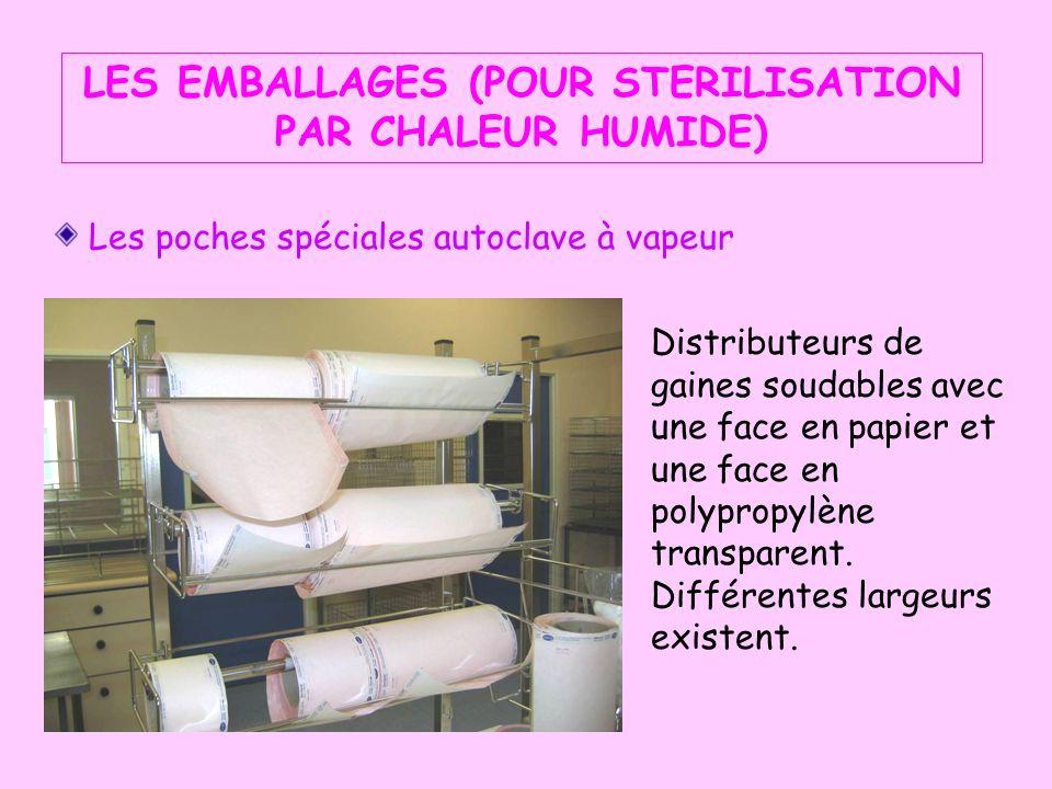 LE CONDITIONNEMENT But: Garantir létat stérile jusquà louverture de lemballage. Le conditionnement du matériel et des textiles se fait dans deux zones