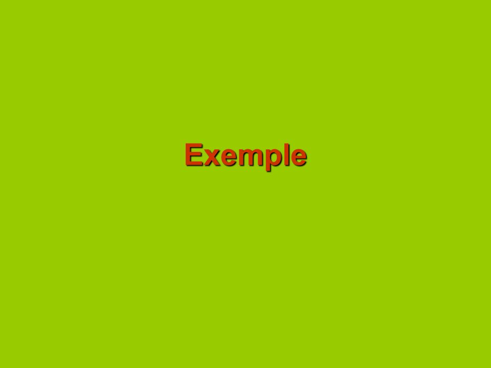 / unité doutput y MC(y) p(y) yeye p(y e ) CS PS Le niveau efficace doutput y e satisfait p(y) = MC(y).