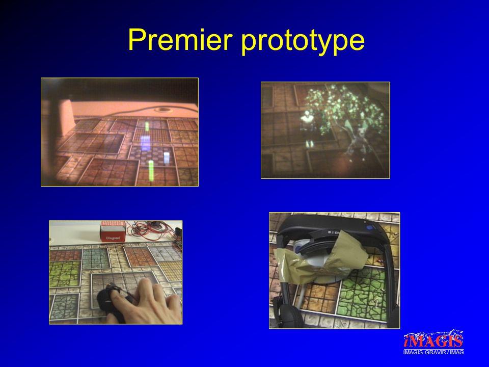 iMAGIS-GRAVIR / IMAG Premier prototype