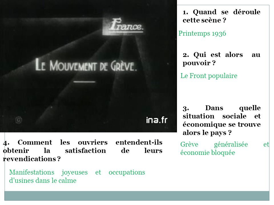 1.Nature du document . 2. Quels sont les auteurs .